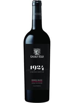 вино Gnarly Head 1924 Double Black, California, 2016 в Duty Free купить с доставкой в Санкт-Петербурге