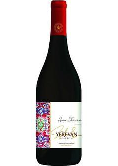 вино Armenia Wine, Yerevan 782 VC Areni-Karmraut, semi-sweet в Duty Free купить с доставкой в Санкт-Петербурге