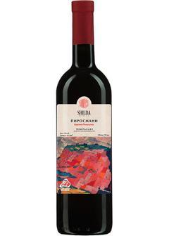 вино Shilda Winery, Pirosmani, Kakheti в Duty Free купить с доставкой в Санкт-Петербурге
