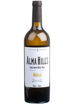 вино Alma Hill`s Muscat в Duty Free купить с доставкой в Санкт-Петербурге