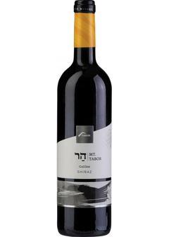 вино Mt.Tabor Shiraz, Galilee, 2016 в Duty Free купить с доставкой в Санкт-Петербурге