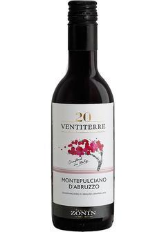 вино Zonin, Montepulciano D`Abruzzo 2017, 0,25л в Duty Free купить с доставкой в Санкт-Петербурге