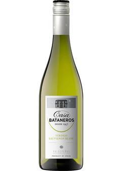 вино Casa Bataneros, Verdejo-Sauvignon Blanc, Valdepenas в Duty Free купить с доставкой в Санкт-Петербурге