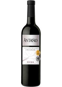 вино Antano, Crianza, Rioja 2015 в Duty Free купить с доставкой в Санкт-Петербурге