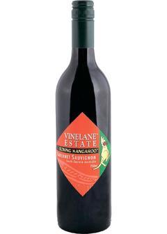 вино Vinelane Estate, Boxing Kangaroo, Cabernet Sauvignon 2016 в Duty Free купить с доставкой в Санкт-Петербурге