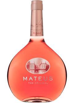 вино Mateus, Rose в Duty Free купить с доставкой в Санкт-Петербурге