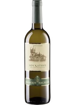 вино Crimean Heritage, White Muscat в Duty Free купить с доставкой в Санкт-Петербурге