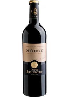 вино Louis Eschenauer Medoc 2016 в Duty Free купить с доставкой в Санкт-Петербурге