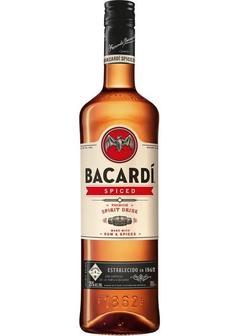 ром Bacardi Spiced купить с доставкой в Санкт-Петербурге
