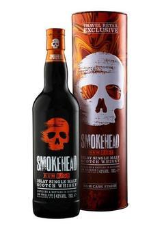 виски Smokehead Extra Rare в Duty Free купить с доставкой в Санкт-Петербурге