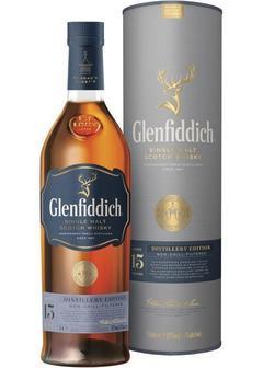 Glenfiddich 15 Y.O. Distillery Edition купить с доставкой в Санкт-Петербурге