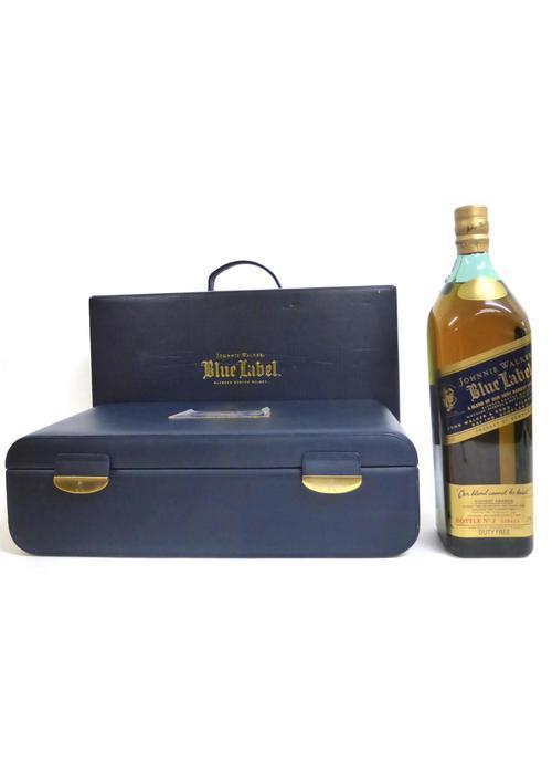 виски Johnnie Walker Blue Label Magnum 1,75l в Duty Free купить с доставкой в Санкт-Петербурге