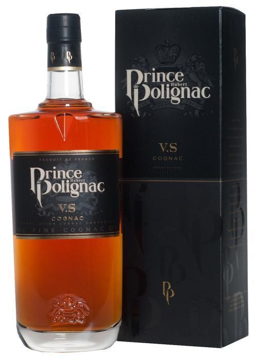 коньяк Prince Polignac VS в Duty Free купить с доставкой в Санкт-Петербурге
