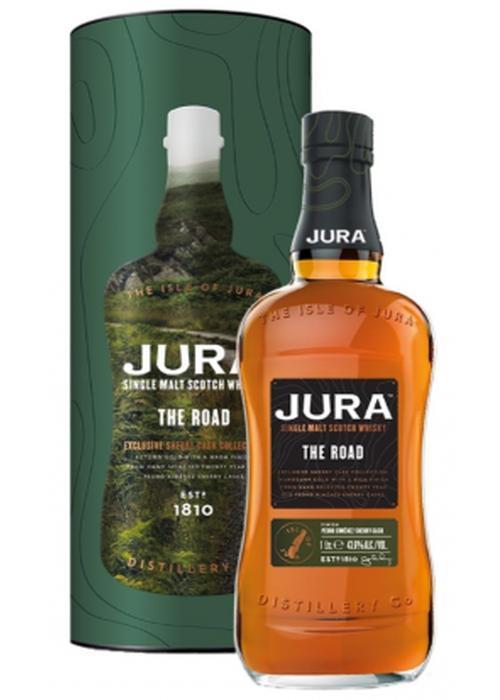 виски Isle of Jura The Road в Duty Free купить с доставкой в Санкт-Петербурге