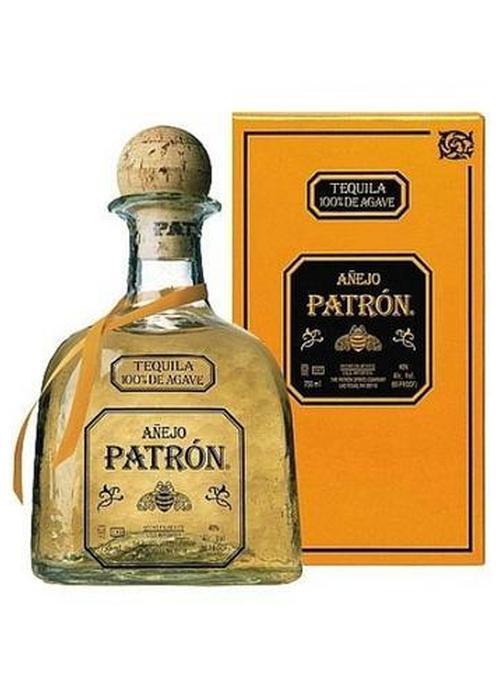 текила Patron Anejo Tequila в Duty Free купить с доставкой в Санкт-Петербурге