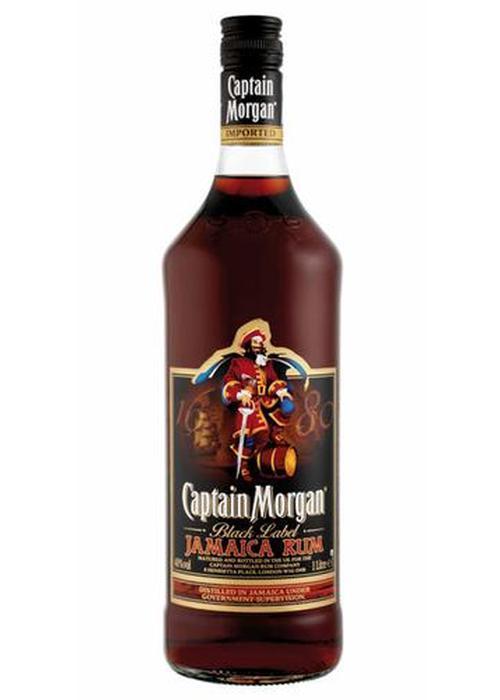 ром Captain Morgan Dark Rum в Duty Free купить с доставкой в Санкт-Петербурге