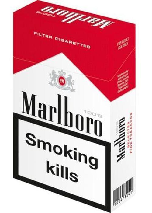 сигареты Marlboro Red в Duty Free купить с доставкой в Санкт-Петербурге