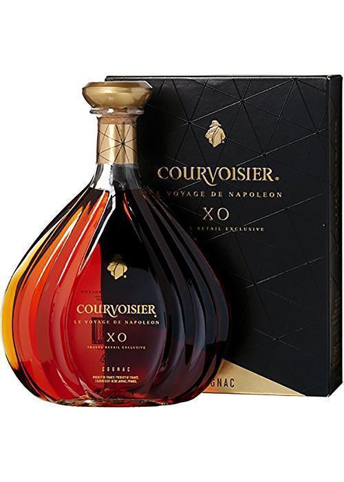 коньяк Courvoisier Le Voyage de Napoleon XO в Duty Free купить с доставкой в Санкт-Петербурге