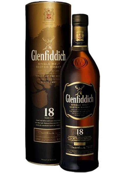 виски Glenfiddich 18 Y.O. в Duty Free купить с доставкой в Санкт-Петербурге