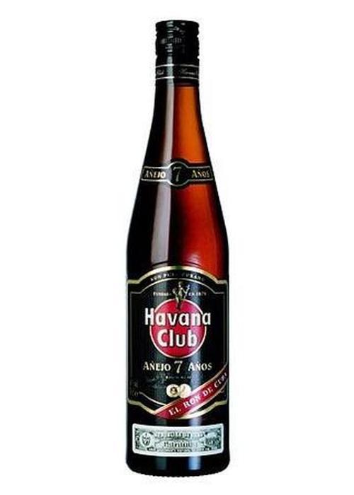 ром Havana Club Anejo 7 Y.O.-0,7 л в Duty Free купить с доставкой в Санкт-Петербурге