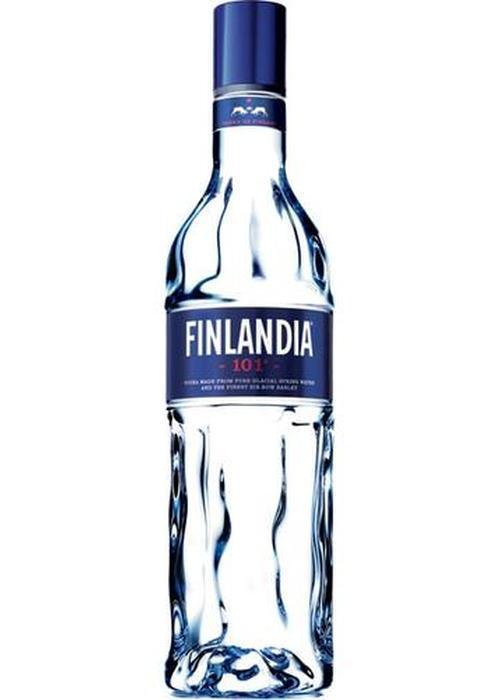 водка Finlandia 101 в Duty Free купить с доставкой в Санкт-Петербурге