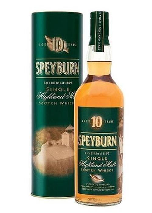 виски Speyburn 10 Y.O.-0,7 л в Duty Free купить с доставкой в Санкт-Петербурге