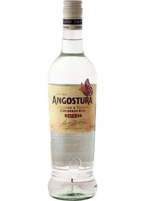 ром Angostura Reserva Blanco в Duty Free купить с доставкой в Санкт-Петербурге