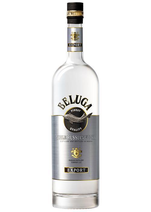 водка Beluga Noble 1 литр в Duty Free купить с доставкой в Санкт-Петербурге