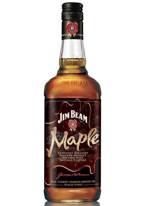 виски Jim Beam Maple в Duty Free купить с доставкой в Санкт-Петербурге