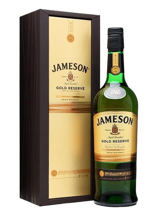 виски Jameson Gold Reserve в Duty Free купить с доставкой в Санкт-Петербурге