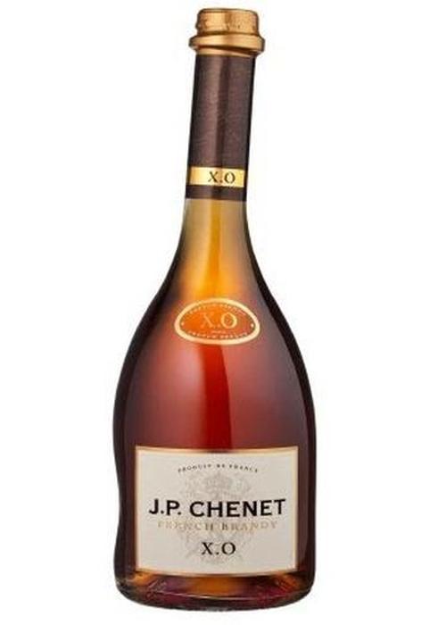 бренди J.P.Chenet Brandy XO в Duty Free купить с доставкой в Санкт-Петербурге