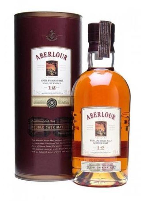 виски Aberlour Sherry Cask 12 Y.0.-0,7 л в Duty Free купить с доставкой в Санкт-Петербурге