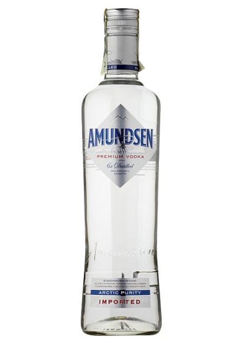 водка Amundsen Arctic Purity в Duty Free купить с доставкой в Санкт-Петербурге