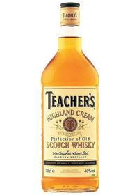 Teacher`s Highland Cream