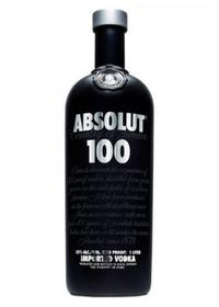 Absolut 100 Vodka 50%