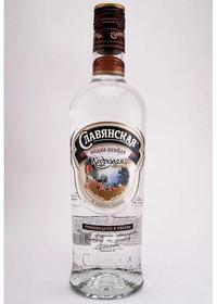 Slavayanskaya Cedar Vodka