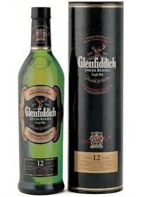 Glenfiddich 12 Y.O.