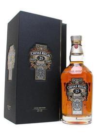 Chivas Regal 25 Y.O.