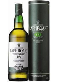 Laphroaig 18 Y.O. Single Islay Malt