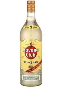 Havana Club Anejo 3 Y.O.