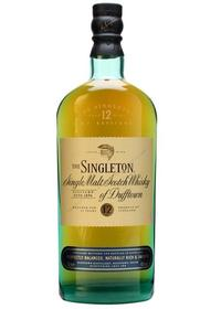 Singleton of Dufftown 12 Y.O.
