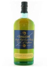 Singleton of Dufftown 15 Y.O.