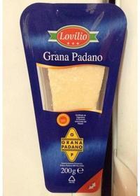 """Сыр """"Grana Padano"""" 200гр"""