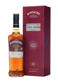 Bowmore 23 Y.O. Port Cask Matured 1989