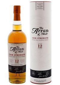 Arran 12 Y.O. Cask Strength