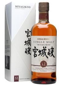 Nikka Miyagikyo 12 Y.O.