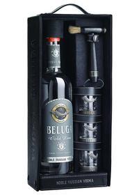 Beluga Gold Line в п/у (кожа, сет)