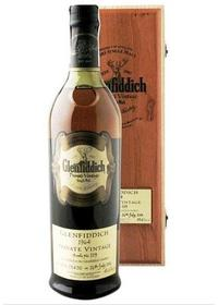 Glenfiddich Private Vintage 1964