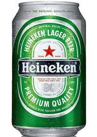 Heiniken Lager Beer