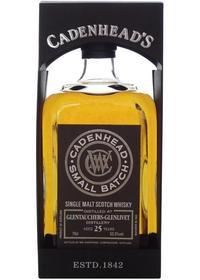 Cadenhead Glentauchers-Glenlivet 25 Y.O.